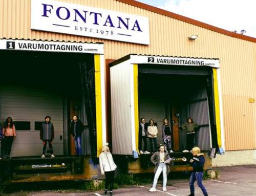 Teaterpalatset + Fontana = Sant